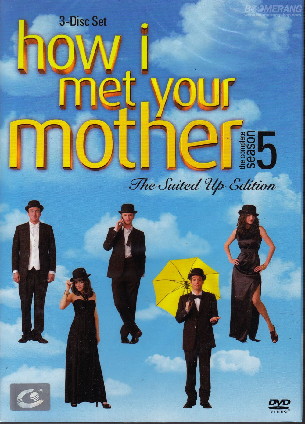 how i met your mother season 5   the suited up edition