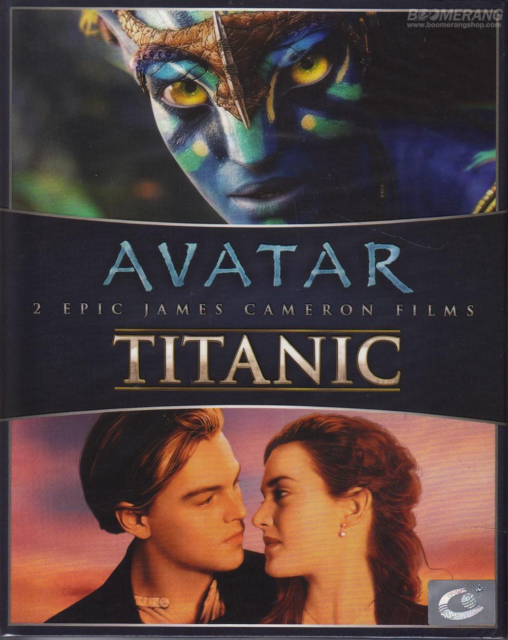 ผลการค้นหารูปภาพสำหรับ avatar titanic