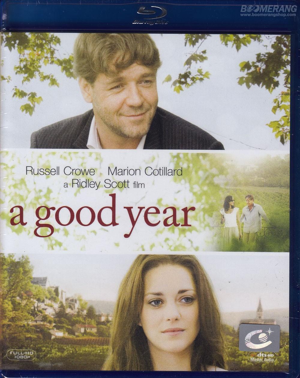 Смотреть фильм Хороший год онлайн бесплатно в хорошем качестве