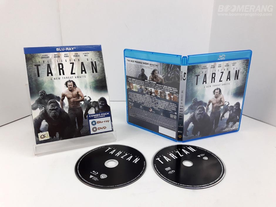 Tarzan blu ray release date