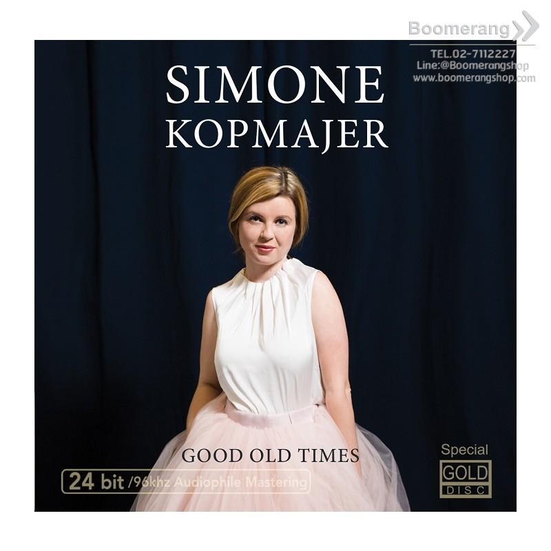 simone kopmajer good old times 24 bit thailand online blu ray dvd cd. Black Bedroom Furniture Sets. Home Design Ideas