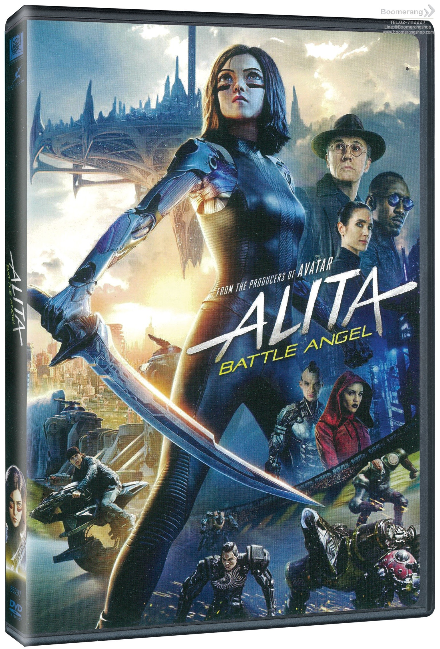Alita Battle Angel Dvd Release Date: Click For Larger Image And Over Views